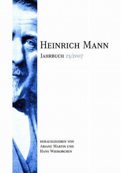 Heinrich Mann Jahrbuch 25 / 2007