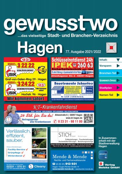 gewusst-wo Hagen 2021/2022