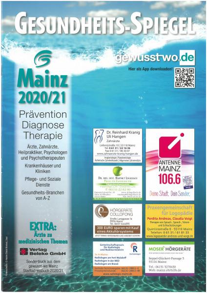 Gesundheits-Spiegel Mainz 2020/21