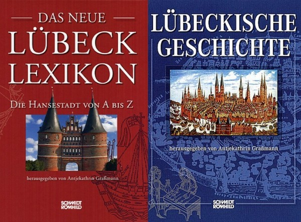 Lübeck-Set 1: Das neue Lübeck-Lexikon & Lübeckische Geschichte