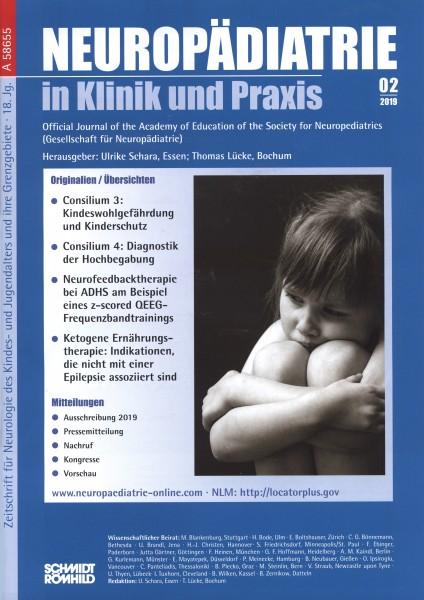 Jahres-Abo: Neuropädiatrie in Klinik und Praxis