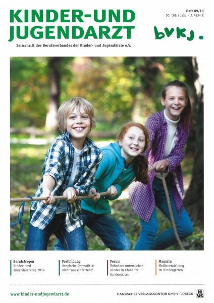 Jahres-Abo: Kinder- und Jugendarzt