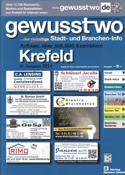 gewusst-wo Krefeld 2014