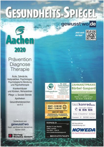Gesundheits-Spiegel Aachen 2020
