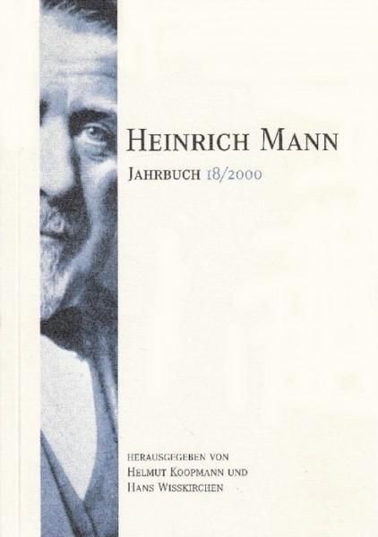 Heinrich Mann Jahrbuch 18 / 2000