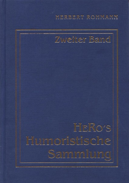 HeRo's Humoristische Sammlung Zweiter Band