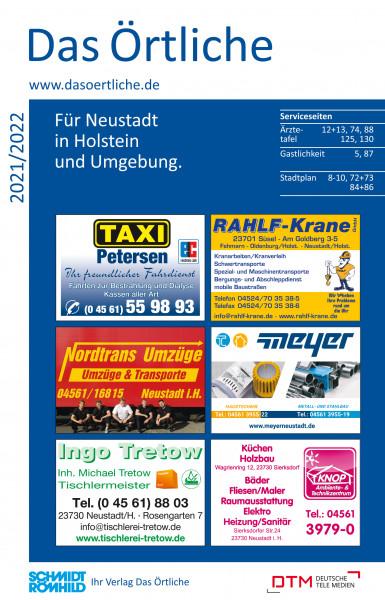 Das Örtliche für Neustadt in Holstein und Umgebung 2021/2022