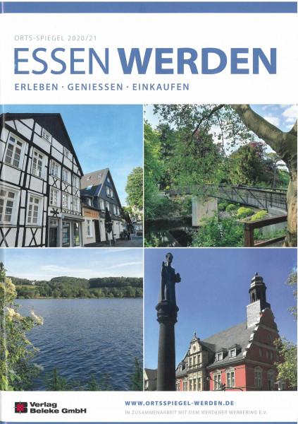 Orts-Spiegel Essen-Werden 2020/21: Erleben - Genießen - Einkaufen