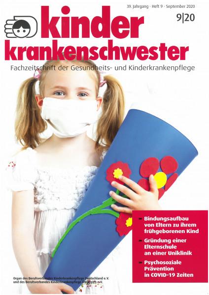 Probeheft: kinderkrankenschwester