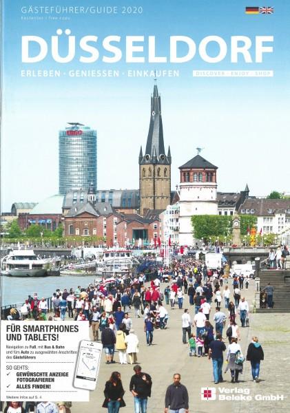 Gästeführer Düsseldorf 2020: Erleben - Genießen - Einkaufen [dt./engl.]