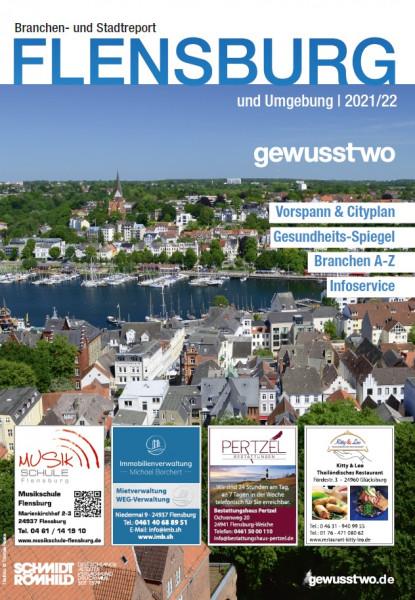 gewusst-wo Flensburg und Umgebung 2021/22