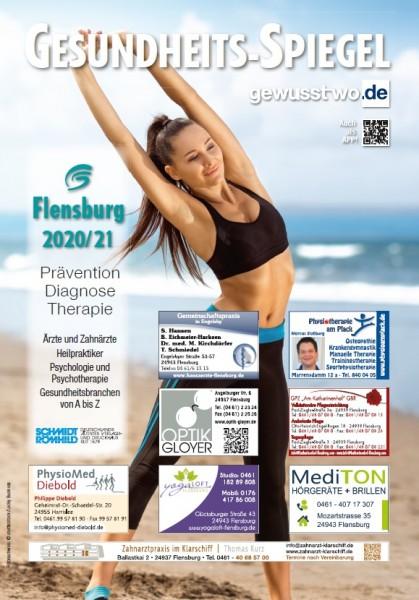 Gesundheits-Spiegel Flensburg 2020/21