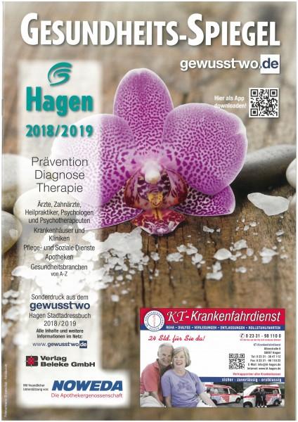 Gesundheits-Spiegel Hagen 2018/2019