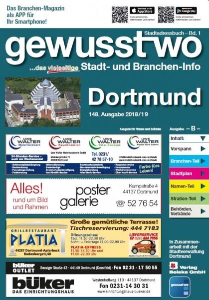 gewusst-wo Dortmund 2018/19