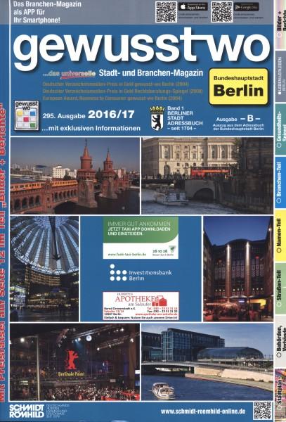 gewusst-wo Bundeshauptstadt Berlin 2016/17