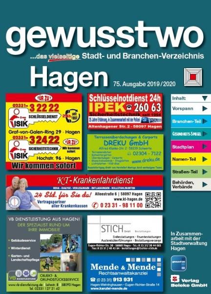 gewusst-wo Hagen 2019/2020