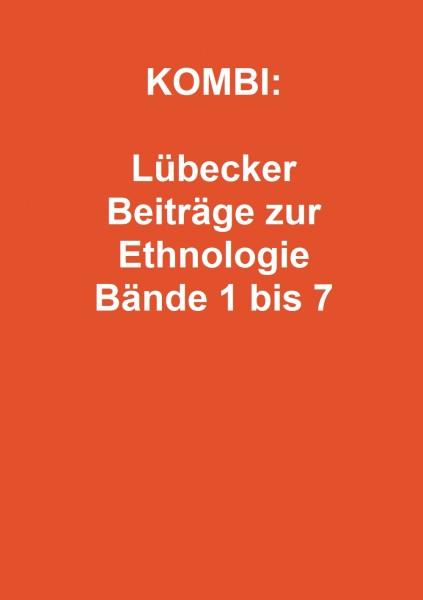 KOMBI: Lübecker Beiträge zur Ethnologie Bände 1 bis 7