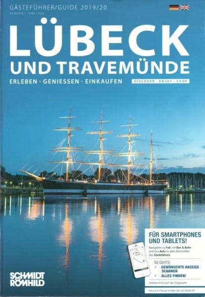 Gästeführer Lübeck und Travemünde 2019/20