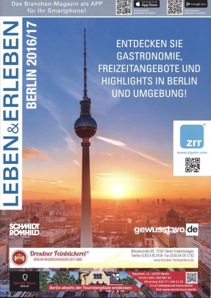 Leben & Erleben Berlin 2016/17