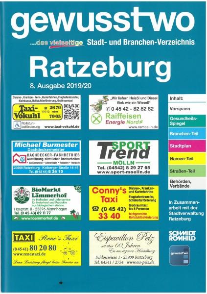 gewusst-wo Ratzeburg 2019/20