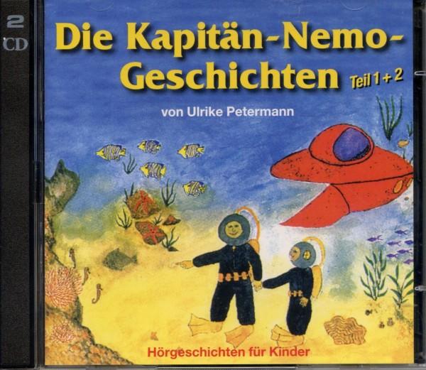 Die Kapitän-Nemo-Geschichten (Doppel-CD)