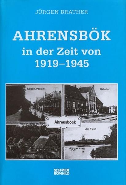 Ahrensbök in der Zeit von 1919-1945