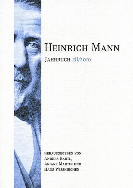 Heinrich Mann-Jahrbuch 28 / 2010