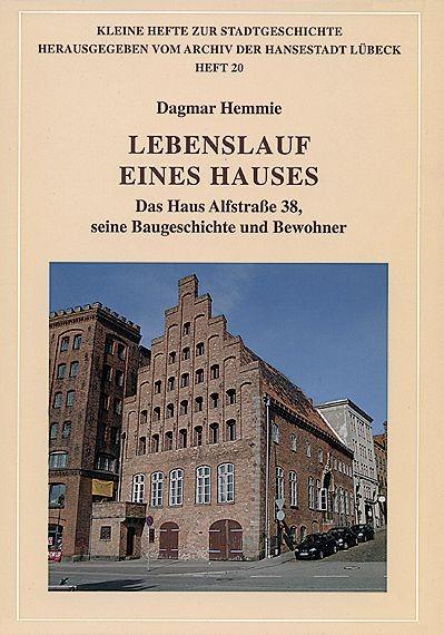 Lebenslauf eines Hauses. Das Haus Alfstraße 38, seine Baugeschichte und Bewohner