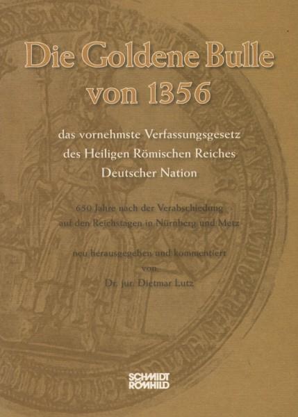 Die Goldene Bulle von 1356