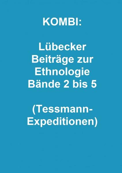 KOMBI: Lübecker Beiträge zur Ethnologie Bände 2 bis 5