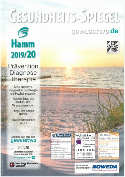 Gesundheits-Spiegel Hamm 2019/20