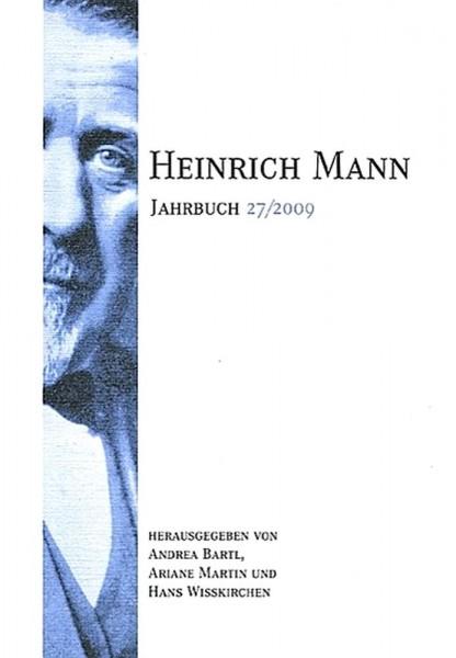 Heinrich Mann-Jahrbuch 27 / 2009