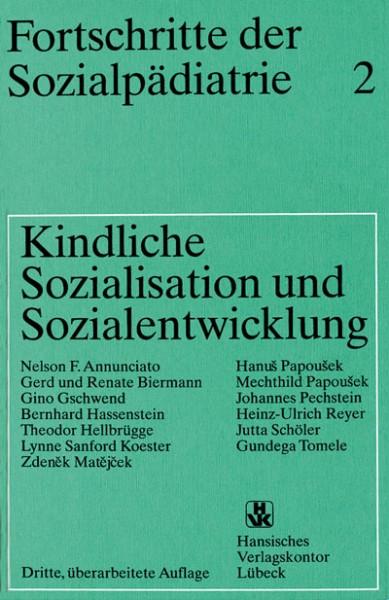 Kindliche Sozialisation und Sozialentwicklung
