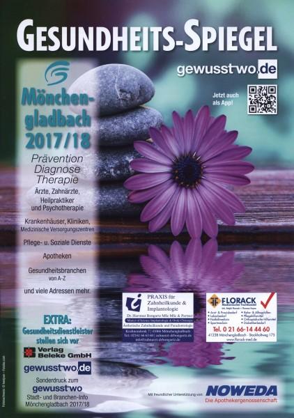 Gesundheits-Spiegel Mönchengladbach 2017/18