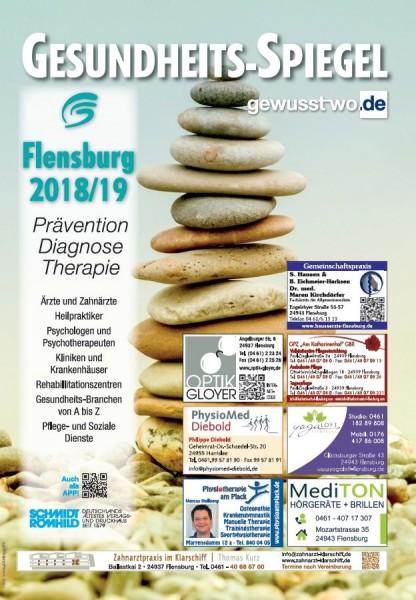 Gesundheits-Spiegel Flensburg 2018/19