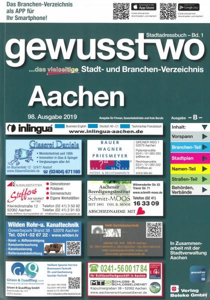 gewusst-wo Aachen 2019