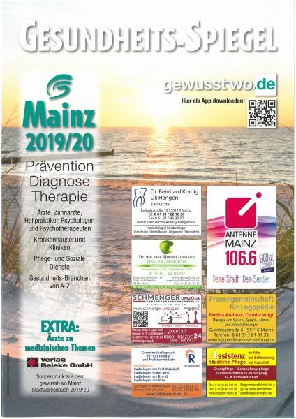 Gesundheits-Spiegel Mainz 2019/20