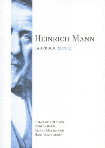 Heinrich Mann-Jahrbuch 32 / 2014