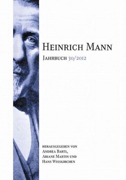 Heinrich Mann-Jahrbuch 30 / 2012