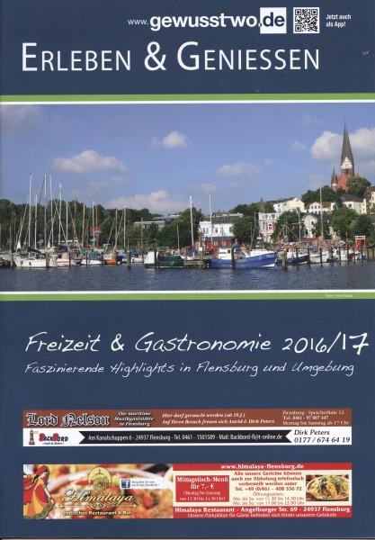 Erleben & Genießen Flensburg und Umgebung 2016/17