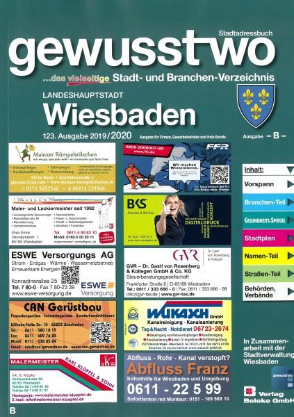 gewusst-wo Wiesbaden 2019/2020