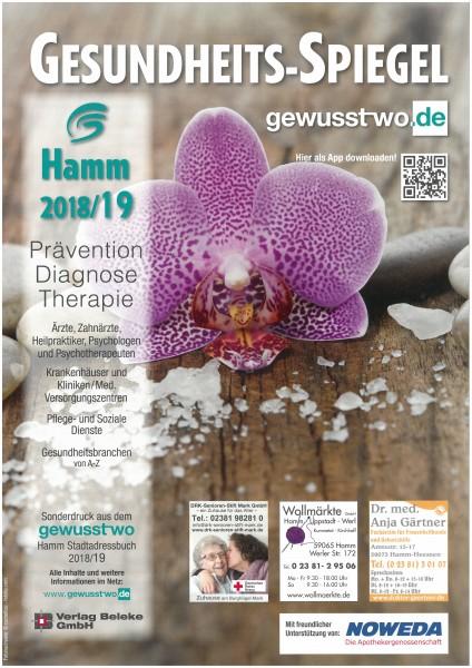 Gesundheits-Spiegel Hamm 2018/19