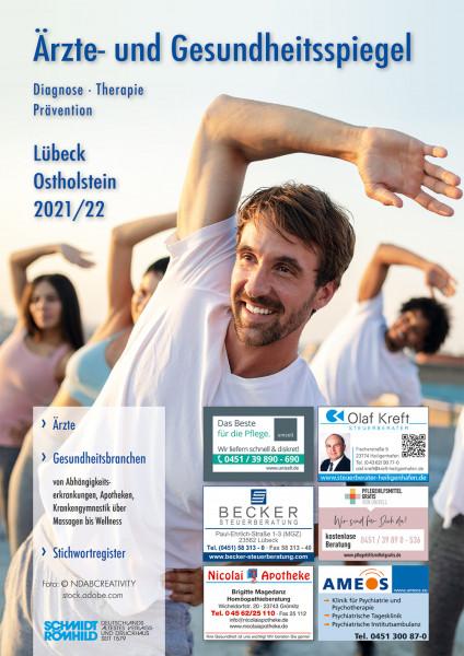 Ärzte- und Gesundheitsspiegel Lübeck, Ostholstein 2021/22