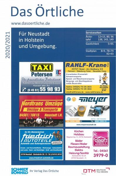 Das Örtliche für Neustadt in Holstein und Umgebung 2020/2021