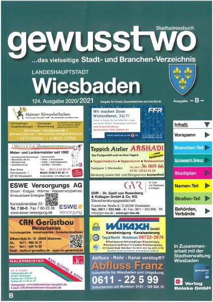gewusst-wo Wiesbaden 2020/2021