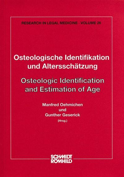 Osteologische Identifikation und Altersschätzung