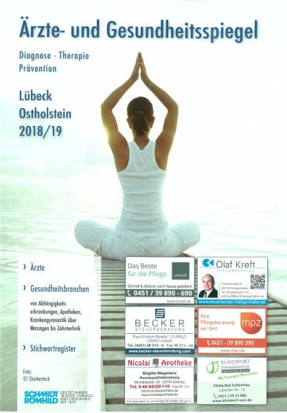 Ärzte- und Gesundheitsspiegel Lübeck, Ostholstein 2018/19