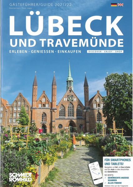 Gästeführer Lübeck und Travemünde 2021/22 [dt./engl.]