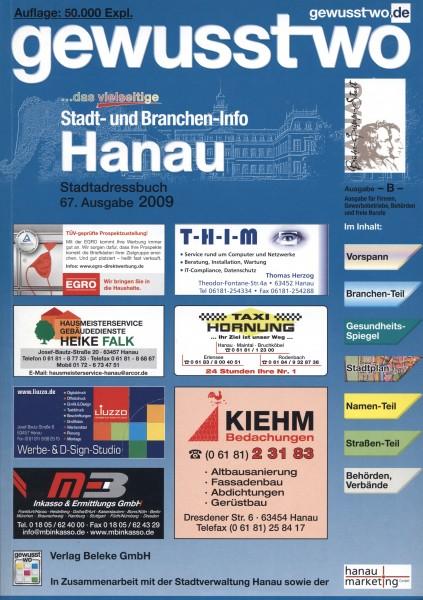 gewusst-wo Hanau 2009