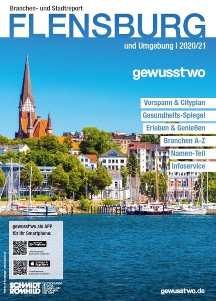 gewusst-wo Flensburg und Umgebung 2020/21 - Branchen- und Stadtreport
